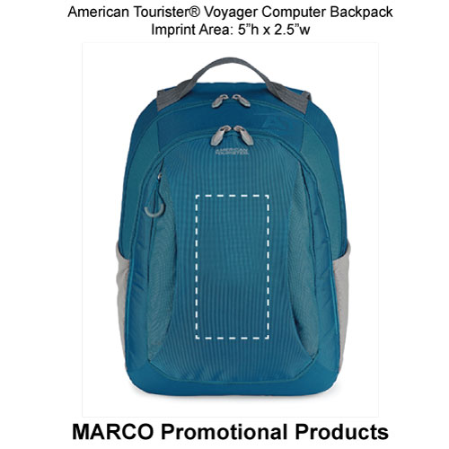 24bc74564ff BK-17025 American Tourister® Voyager Computer Backpack