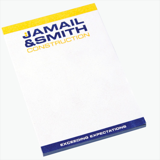 Custom Notepads with Logo - Marco Promos