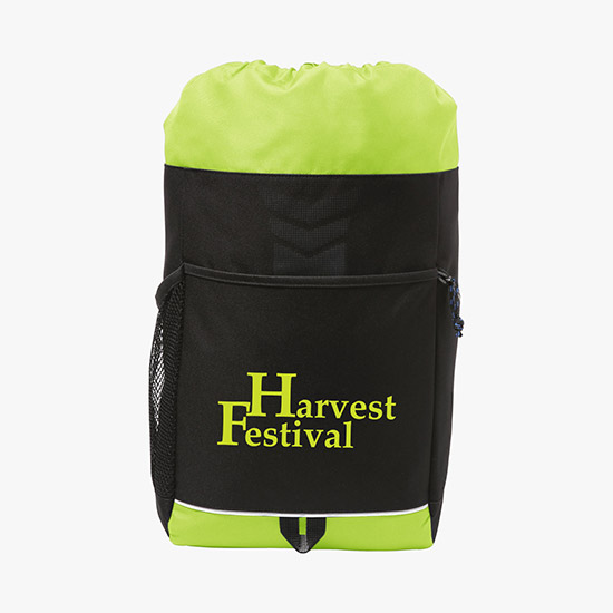be7ce574b2 Custom Drawstring Bags - Logo Drawstring Backpacks