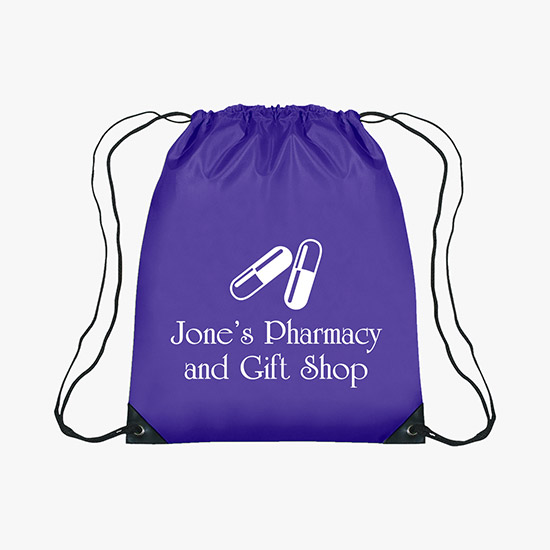 0de50c5864e2 Custom Drawstring Bags - Logo Drawstring Backpacks