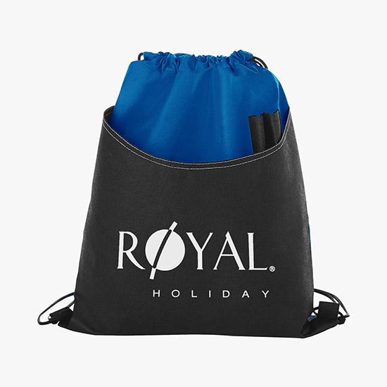 Custom Drawstring Bags Logo Backpacks Marco