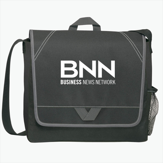 d9e841d4 Promotional Messenger Bags w/Custom Personalized Corporate Logo