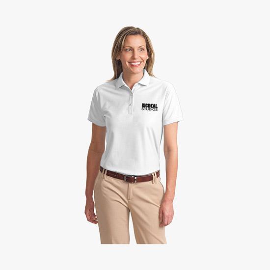 018544e558 Port Authority® Silk Touch Polo - Women s