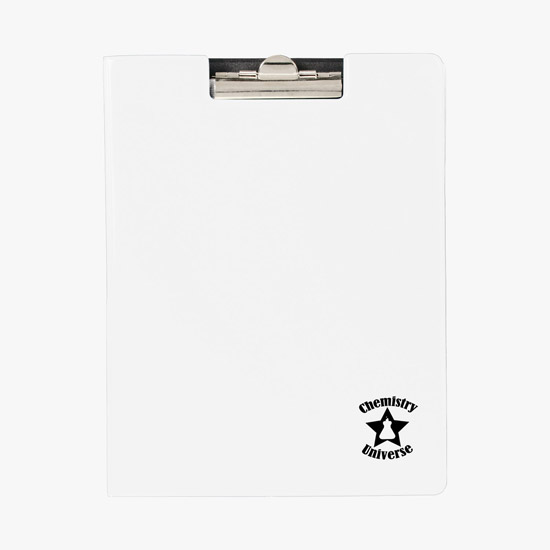 Deluxe Vinyl Writing Clipboard, WP-8 - MARCO Promos