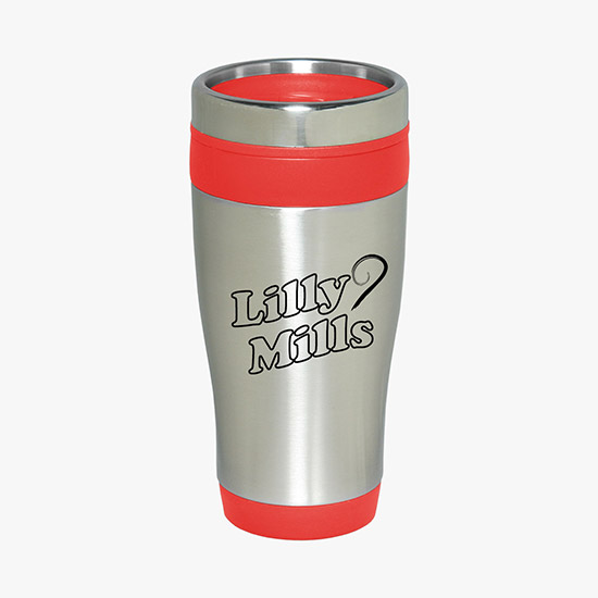 280f22455ff Stainless Mugs & Aluminum Coffee Cups + Custom Logo - MARCO Promos