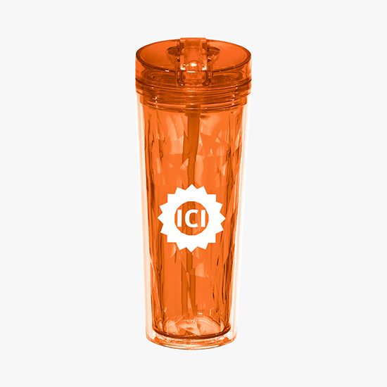 Custom Printed Acrylic Tumblers, Customized Plastic Cups - MARCO