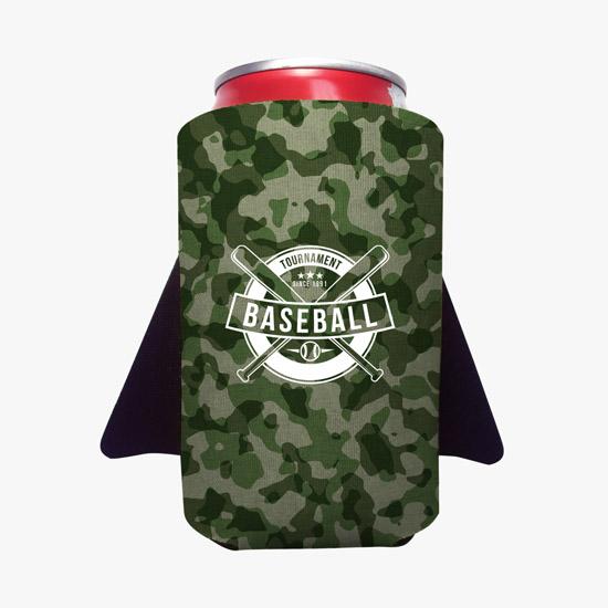 Custom Koozies Wlogo Promotional Bottlecan Coolers Marco Promos