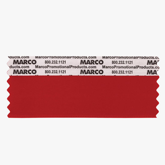 Blank Ribbons, Name Tag Ribbons & Badge Ribbons - Marco Promos