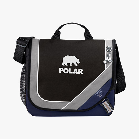 Promotional Messenger Bags w Custom Personalized Corporate Logo 2c2122b703466