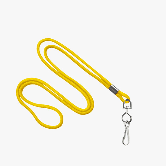 Cord Lanyards, Flat & Round Cords Can Rush Ship Today from MARCO