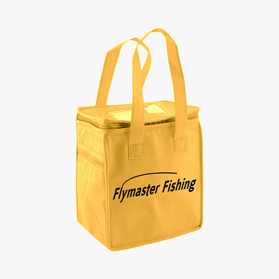 100 Gsm Non Woven Insulated Lunch Tote