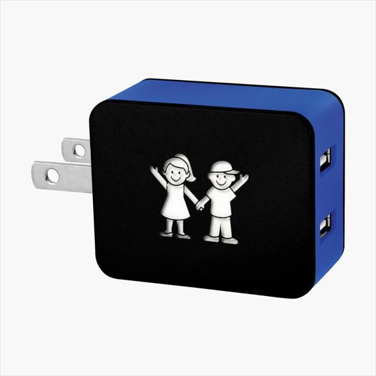 05c3e5daa8bd43 Promotional Wall & Car Chargers Custom Printed with Logo - MARCO