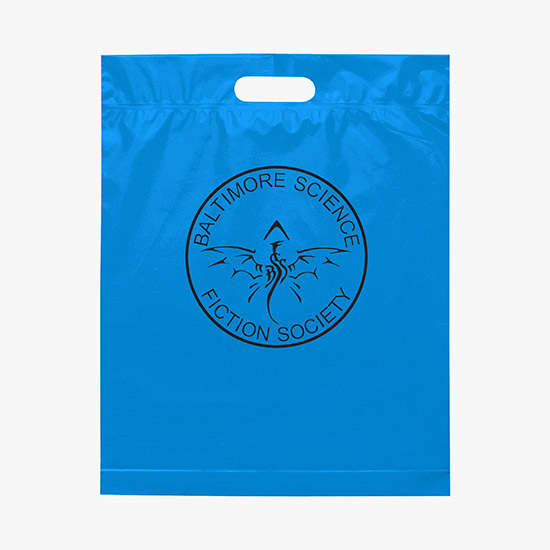 daa3a63d96b Promotional Plastic   Paper Shopping Bags from 23¢ w Logo - MARCO Promos