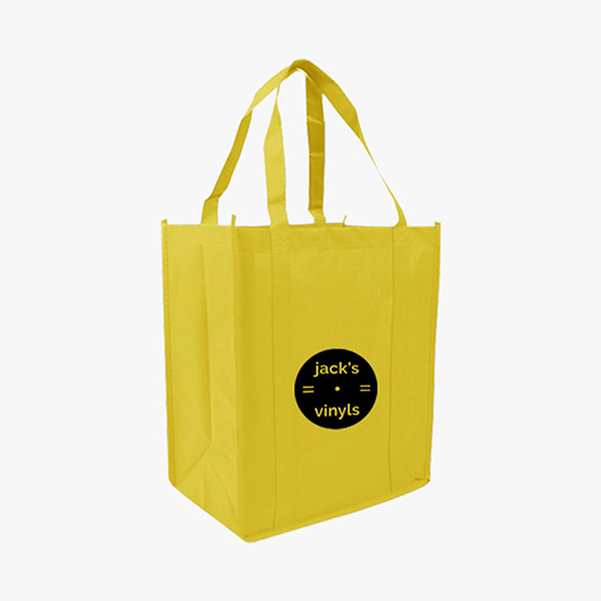 80 GSM Value Grocery Tote - 13