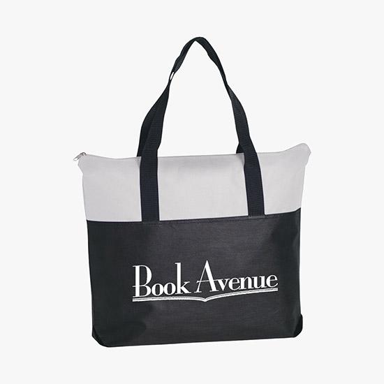 Personalized Fashionable Business Tote Bags w Custom Imprint - MARCO ... c2b7fc6eb1b8c