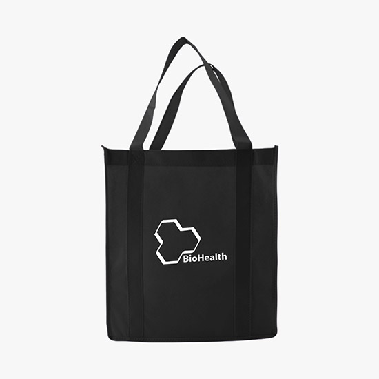 100 Gsm Non Woven Grocery Tote Medium