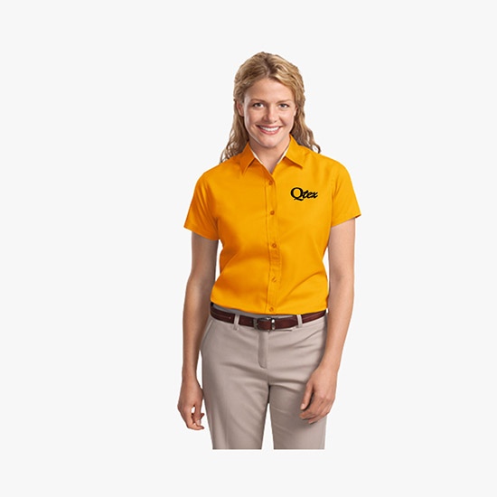 3747a21af Port Authority® Easy Care Short Sleeve Shirt - Women's WE-1008W