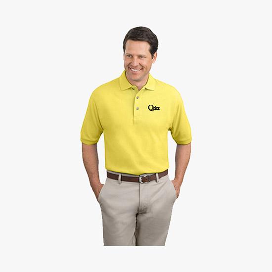 89968a11e98571 Port Authority® Pique Knit Polo - Men s