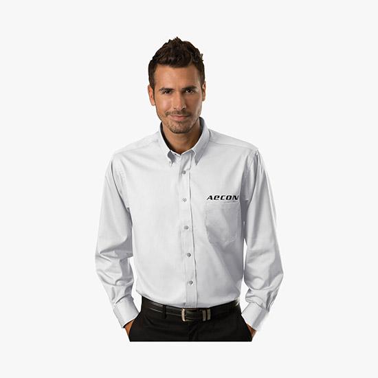 311df1606c1 Van Heusen Easy-Care Dress Twill Shirt - Men s WE-15046M