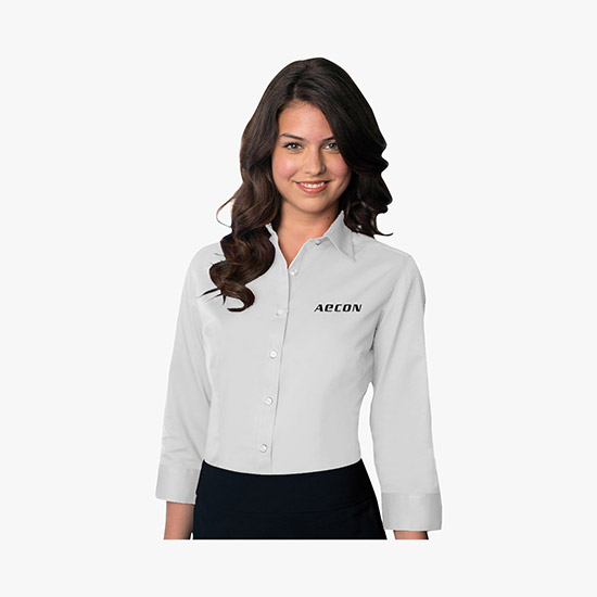 f91b4e079c6 Van Heusen® Dress Shirts Embroidered with Your Logo