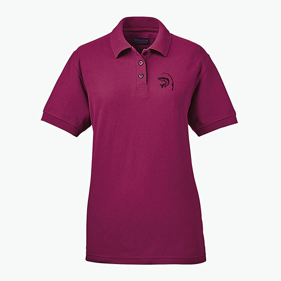 4c80ed0833 Custom Polo Shirts + Your Promotional Logo - MARCO Promos