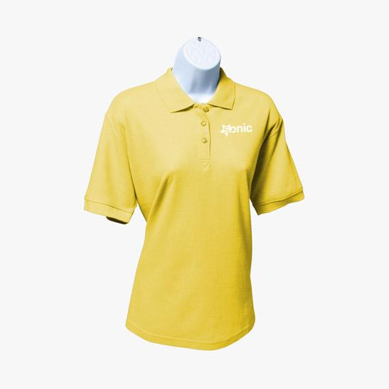 5a4f086b8dccd4 Ultraclub® 60 40 Whisper Polo - Women s