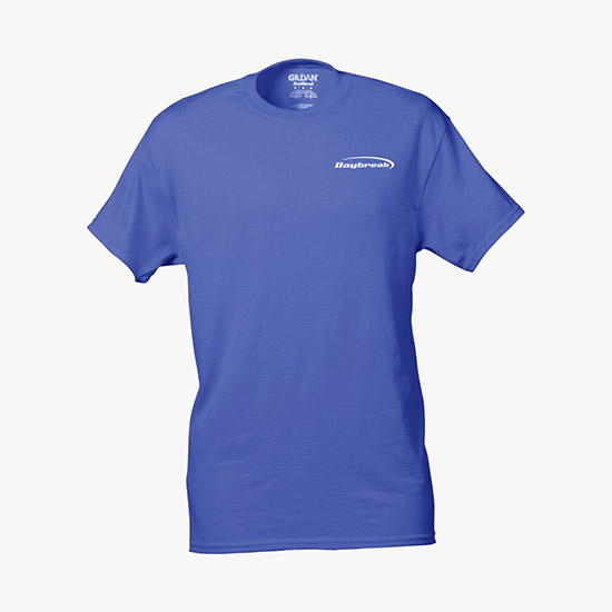 f5281995799 Gildan® Adult DryBlend 50 50 Short Sleeve Tagless T-Shirt - Colors