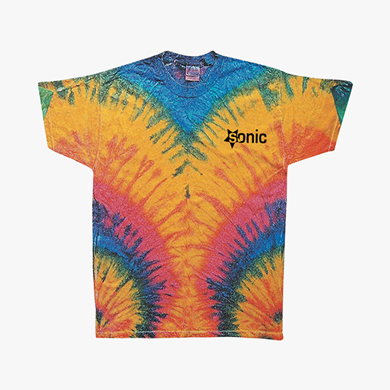 9e6783bdeaae1 Tie Dyed Cotton Tee, Adult, WE-1218 - MARCO Promos