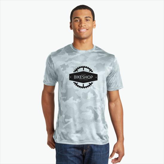 937b77683de5dd Sport Tek® Competitor Digital CamoHex T-Shirt - Men s
