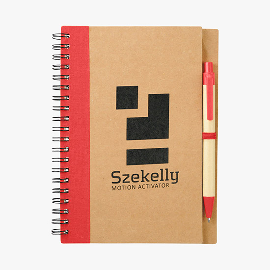 ca66d8a6890 Shop All Promotional Spiral Bound Notebooks at MARCO